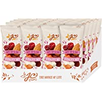 J.C.'S QUALITY FOODS Vitality Mix Premium Mix of Coconut, Almond, Apricots, Sultanas, & Cranberries, Healthy Energy…