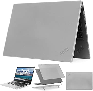 Laptop 5th Gen /& 6th Gen mCover Hard Shell Case for 14 Lenovo ThinkPad X1 Carbon X1-Carbon-6G Clear