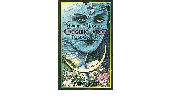 Cosmic Tarot: Tarot Cosmico: Amazon.es: Libros