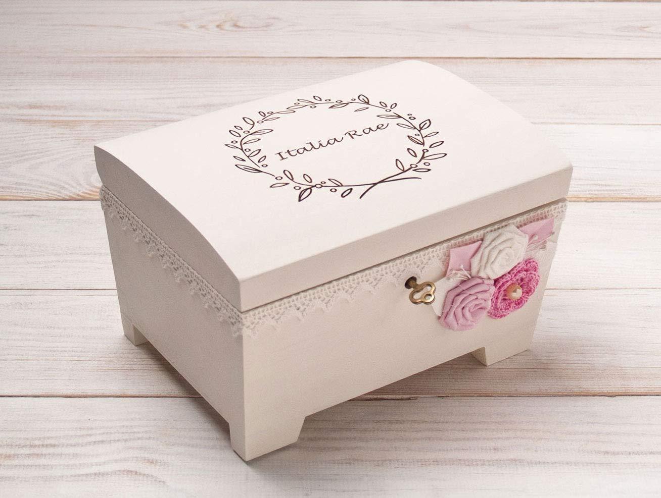 Keepsake Jewelry Box