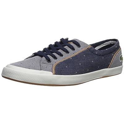 Lacoste Women's Lancelle 6 Eye Sneaker   Fashion Sneakers