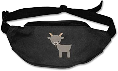 Cartoon Donkey Sport Waist Packs Fanny Pack Adjustable For Travel