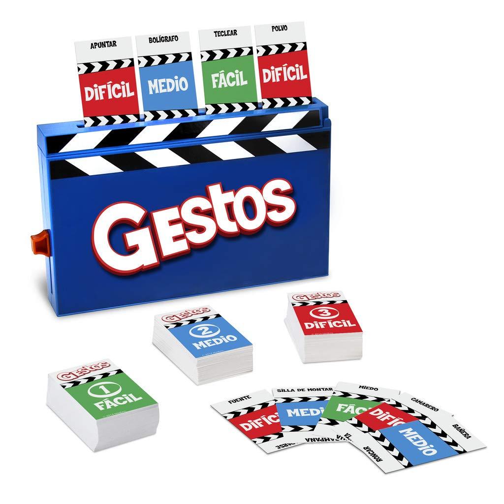 /Gestures Multicoloured Hasbro b0638105 Hasbro Gaming/ Table Games Spanish Version