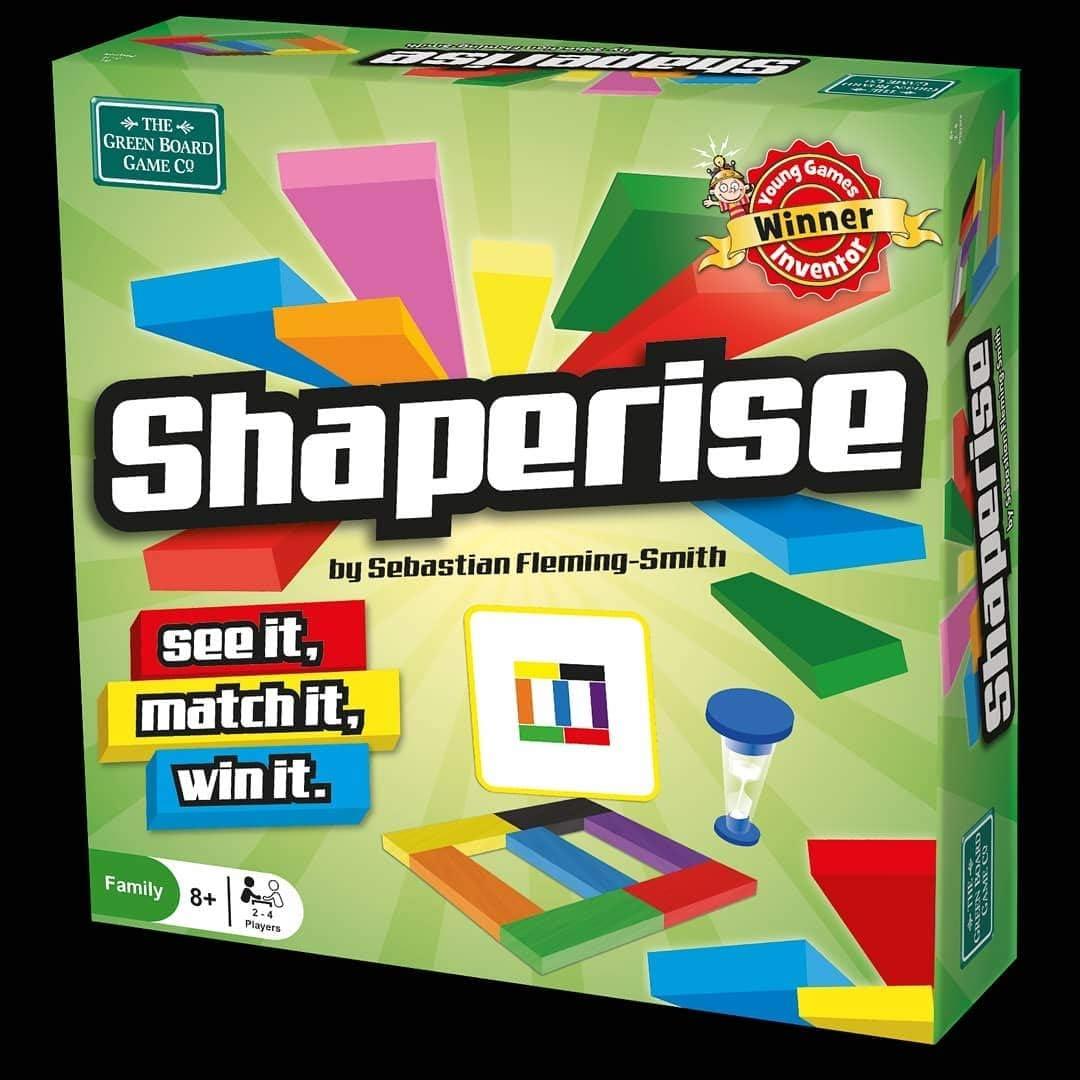 Brain Box- Juego de Memoria Shaperise, Multicolor (Brainbox 31613418): Amazon.es: Juguetes y juegos