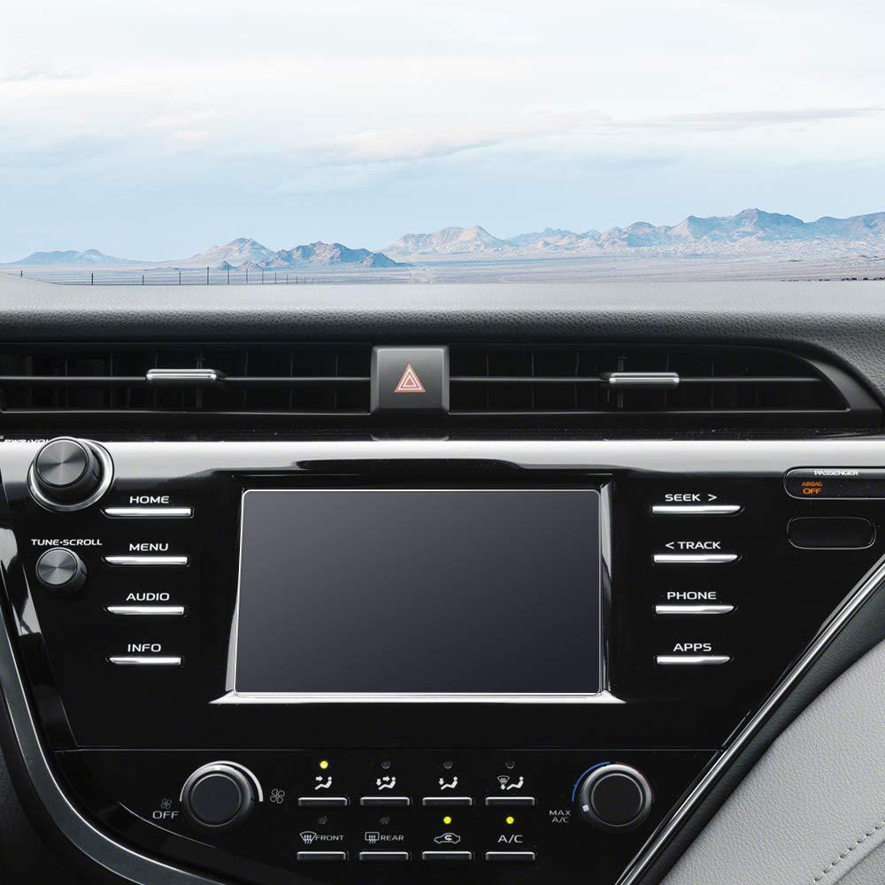 Anti-Fingerprint /Matte/Film/Toyota/Camry/Matte/ J/&D/Compatible/for/Toyota/Camry/2018//Toyota/Camry/2019/Car/Navigation/Screen/Protector,/1-Pack/ Anti-Glare /