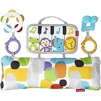 Fisher Price Mini cuña de piano para pequeños músicos, juguete para bebé recien nacido (Mattel GJD27) , color/modelo…