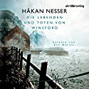 Die Lebenden und Toten von Winsford Hörbuch von Håkan Nesser Gesprochen von: Eva Mattes