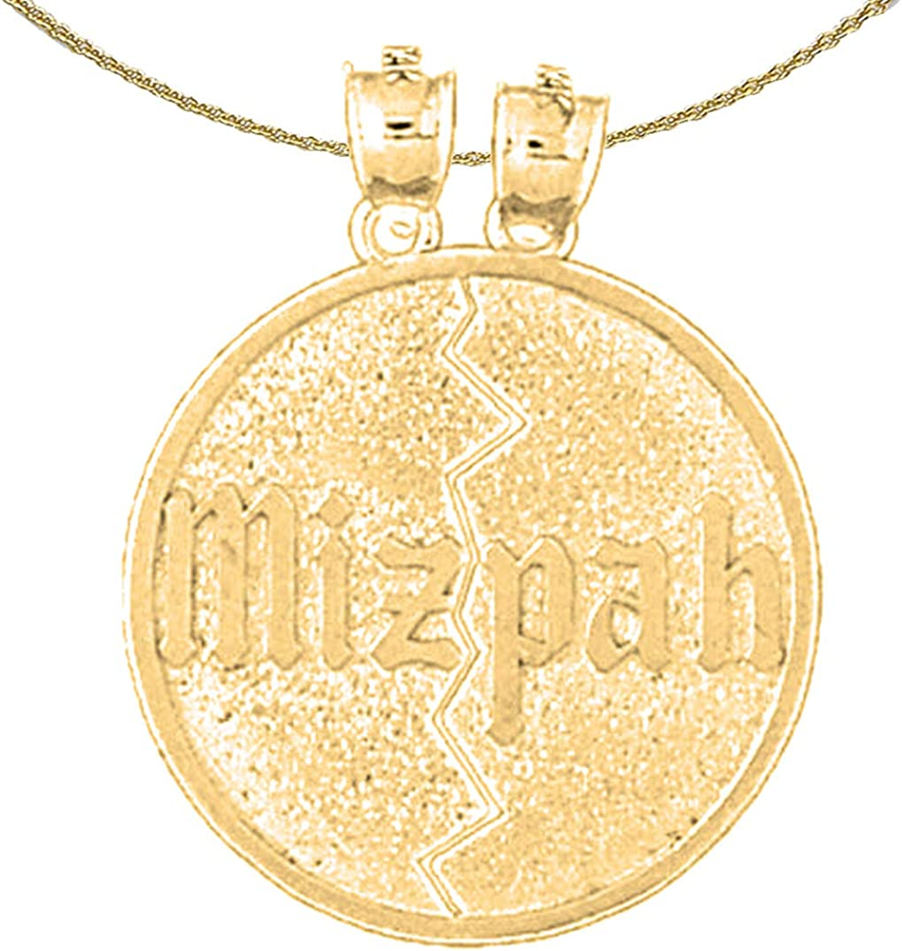 14K Yellow Gold-plated 925 Silver Jesus Medal Pendant Jewels Obsession Silver Jesus Medal Pendant