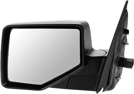 Espejo de Charco Luz con textura negro conductor lado lh para Explorer Sport Trac: Amazon.es: Coche y moto