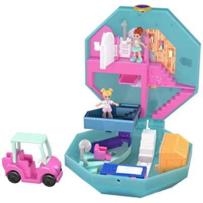 Polly Pocket Pamperin Perfume Spa: Toys & Games