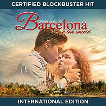 Amazon Com Barcelona A Love Untold Dvd International Edition