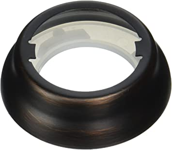 Escutcheon and Gasket for Kitchen Delta Faucet RP38644RB Saxony Venetian Bronze