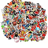 CHNLML Random Sticker 50-900pcs Variety Vinyl Car Sticker Motorcycle Bicycle Luggage Decal Graffiti Patches Skateboard Stickers for Laptop Stickers (150PCS)