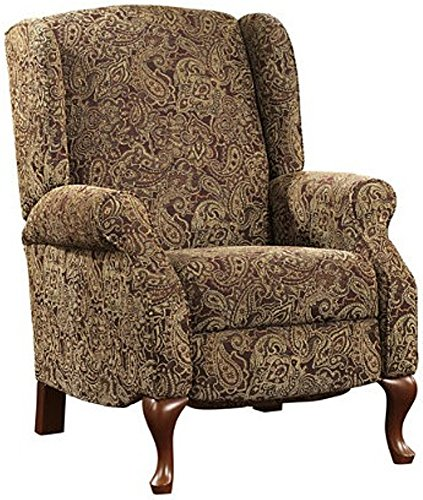 High Leg Reclining Chair - 9