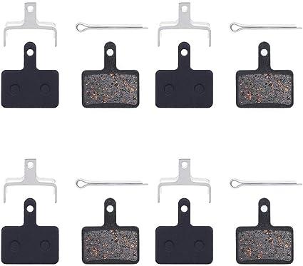 Shimano Br M445 M446 M447 M465 M475 M485 Alu Semi Metallisch Scheibe Bremsbeläge
