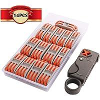 KINYOOO® Lever-Nut Surtidas Conector, Bloque de Terminales