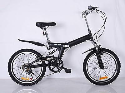 Tez Sport Folding Bike Image