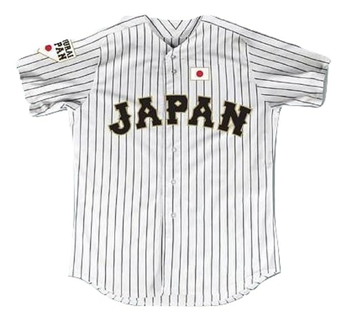 buy popular 2c9a1 ede36 Amazon.com: borizcustoms Shohei Ohtani 16 Japan Samurai ...