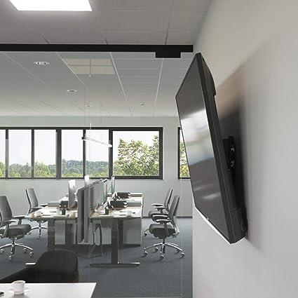Tv Wandhalterung Fix Professional 165 Cm 65 400x400 Schwarz Heimkino Tv Video