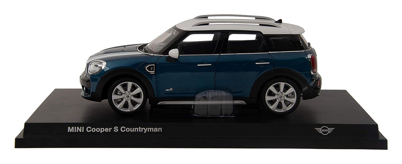 Barato Original Mini JCW Countryman 1: 18 modelo Auto miniatura 2017/19