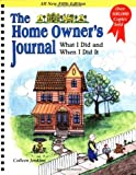 img - for The Home Owner's Journal, Fifth Edition by Colleen Jenkins (2003-06-02) book / textbook / text book