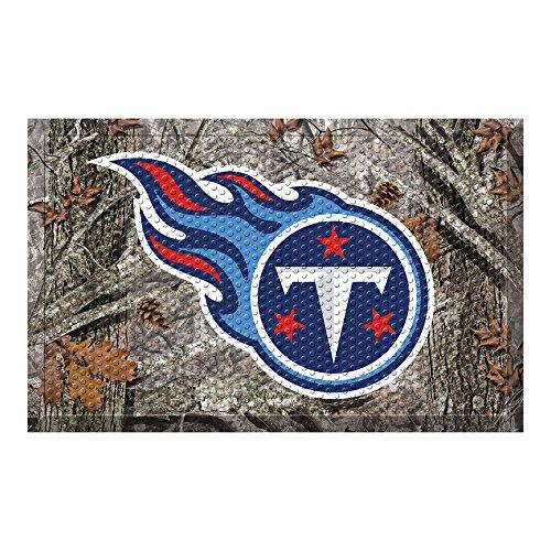 - NFL Tennessee Titans Shoe Scraper Door Mat