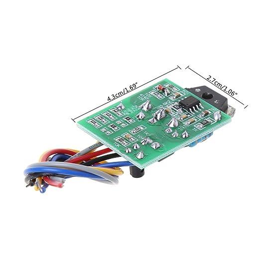 Yintiod CA-901 - Módulo de fuente de alimentación conmutada LCD para el mantenimiento de pantallas de menos de 46 pulgadas: Amazon.es: Industria, empresas y ciencia