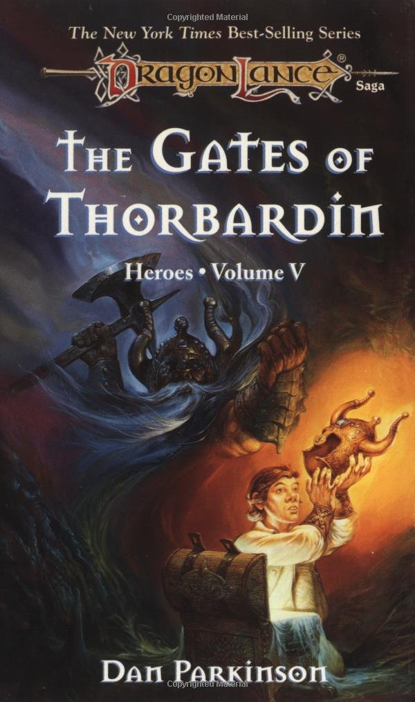 Read Online GATES OF THORBARDIN (Dragonlance: Heroes) pdf epub