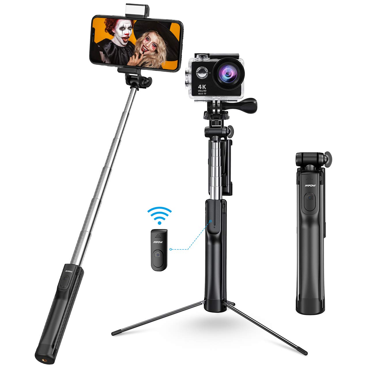 Top 10 Best Selfie Stick (2020 Reviews & Buying Guide) 3