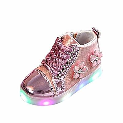 97ae44fda82 Allywit Kid LED Shoes