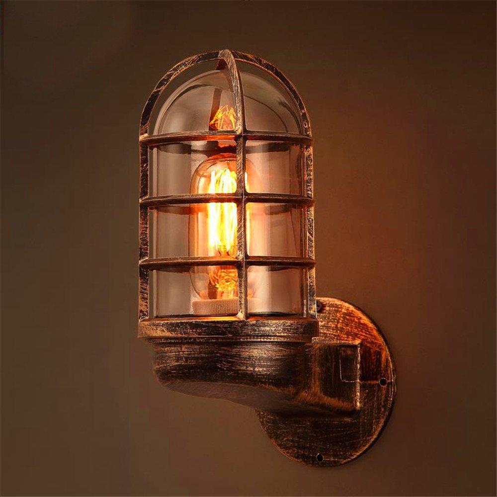 Anbiratlesn Modern Wandleuchten E27 Antik Wandlampe Vintage Rustikal