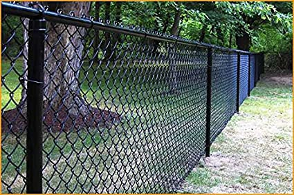 Just Chain Link Fence Tension Bars 12 Pack For 4 Foot High Chain Link Fencing