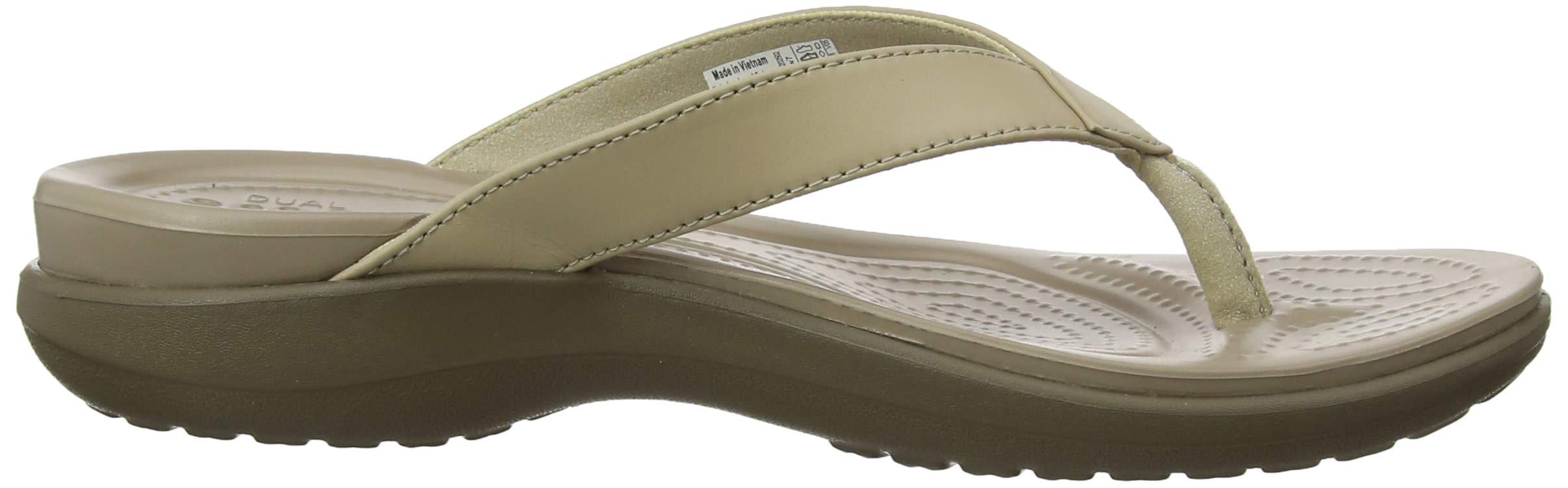 232df10cf537c Crocs Women s Capri V Flip Flop