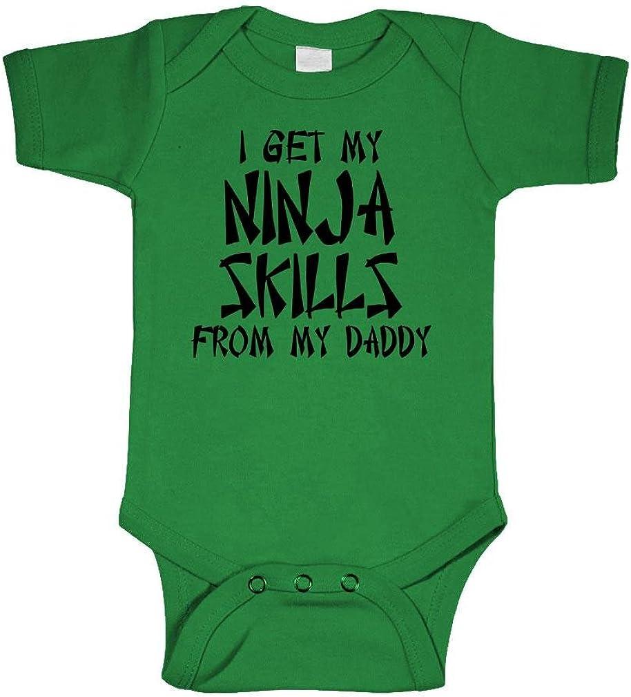 Amazon.com: I GET My Ninja Skills from Daddy MMA BJJ ...