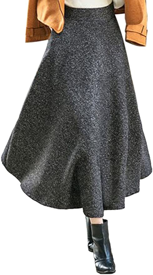 Woolen Medieval Skirt