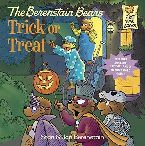 The Berenstain Bears Trick or Treat (Deluxe Edition) (First Time Books(R))
