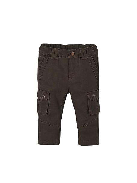 Vertbaudet Gefütterte Cargohose für Baby Jungen  Amazon.de  Bekleidung 84c2f77300