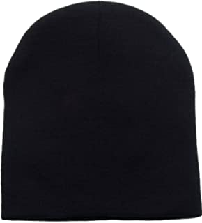 8bd35439ed0 Simplicity Women Men Basic Solid Color Warm Knit Ski Snowboarding Beanie Hat