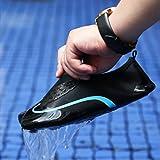 L-RUN Mens Swim Shoes Summer Beach Swim Shoes Water