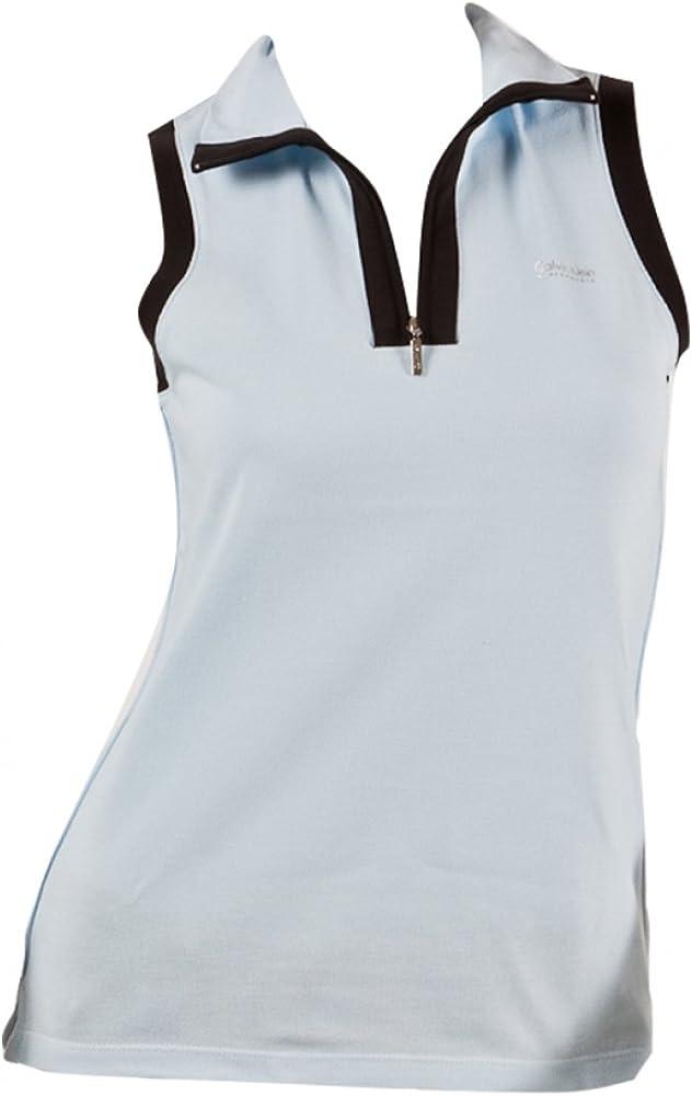 CALVIN KLEIN Polos de moda de mujer, modelo 6556 CALVIN KLEIN-Polo ...