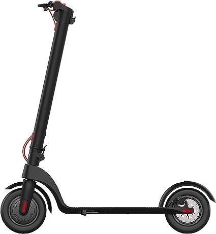 Amazon.com: Patinete eléctrico Henoh, neumático de 10.0 in ...