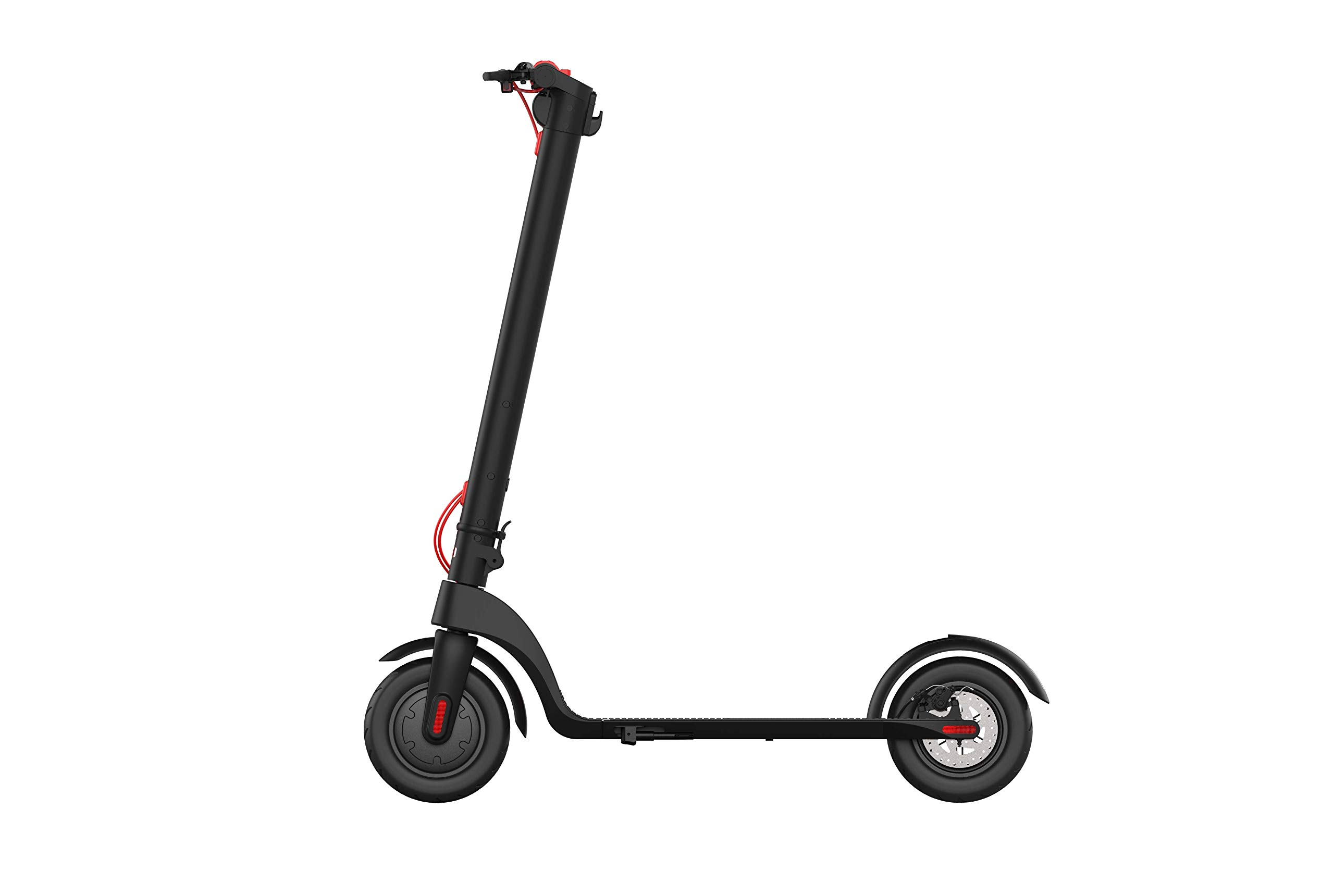 Henoh Electric Scooter, 8.5 inch Tire 20 Miles Long-Range PANASONIC Battery, Up to 22 MPH, Easy Fold and Carry Design, Ultra-Lightweight Aluminum Alloy by Henoh