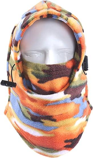 Winter Warm Balaclava Ski Motorcycle Neck Face Mask Hood Hat Helmet Cap