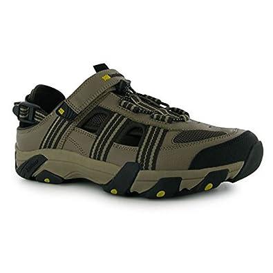 eaf0bc103cead8 Karrimor Herren K2 Sandalen Wanderschuhe Sport Trekking Outdoor Sommer  Schuhe Beige 15 (49)