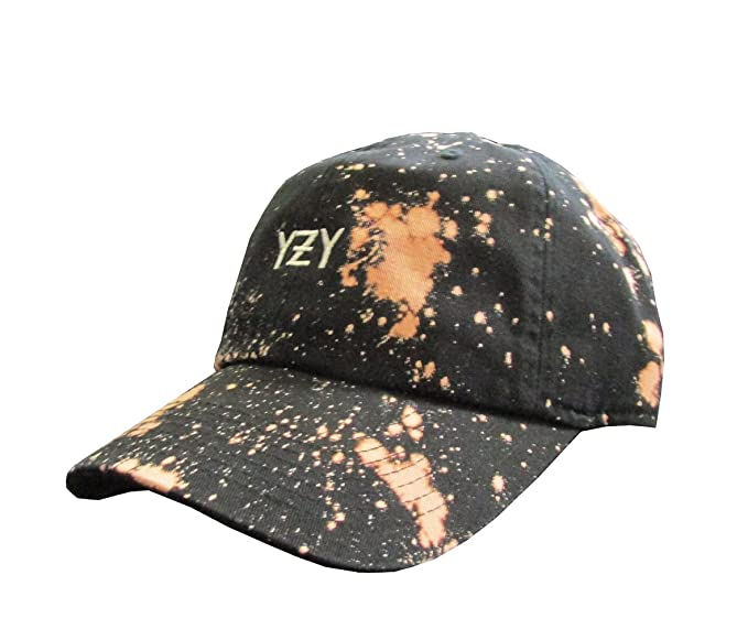 df905aadd1c123 YZY Meme Acid Wash Unstructured Twill Cotton Low Profile Dad Hat Cap at  Amazon Men's Clothing store: