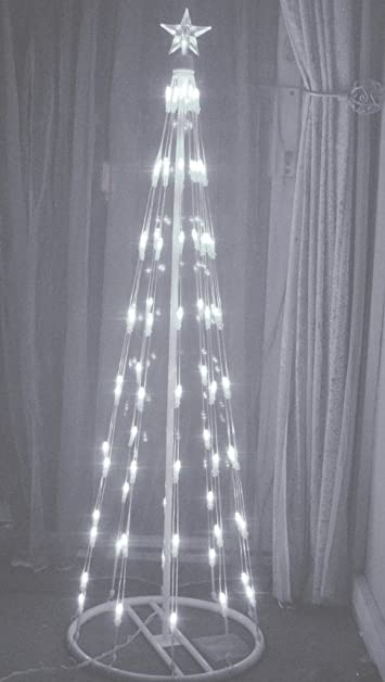 Stunning modern white led christmas tree amazon lighting stunning modern white led christmas tree sciox Gallery