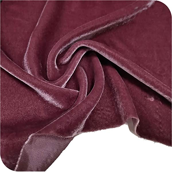 23 color Silk velvet fabric 140cm55 inches wide-HJHF77 On sale for silk velvet dress pure color silk velvet fabric