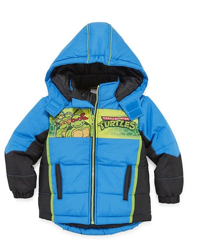 Amazon.com: Toddler Boys Teenage Mutant Ninja Turtles Blue ...