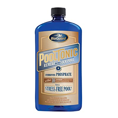 BioGuard Pool Tonic - for a Stress Free Pool! : Swimming Pool Algaecides : Garden & Outdoor