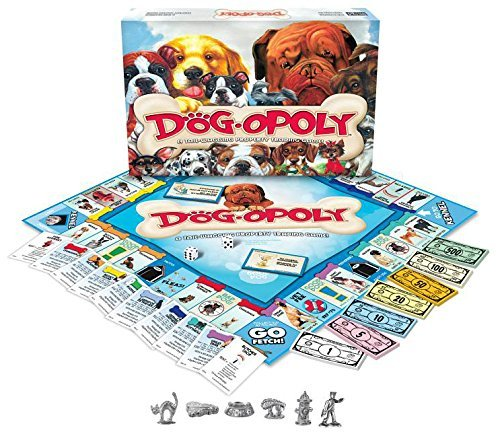 Dog Opoly by Hobby Games - Puppy Opoly Game